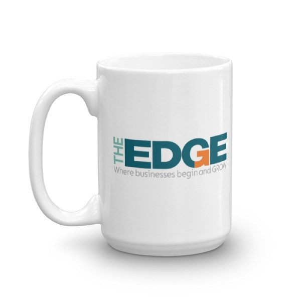 The Edge | 15 oz Mug