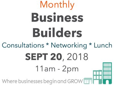 Business Builders Sept